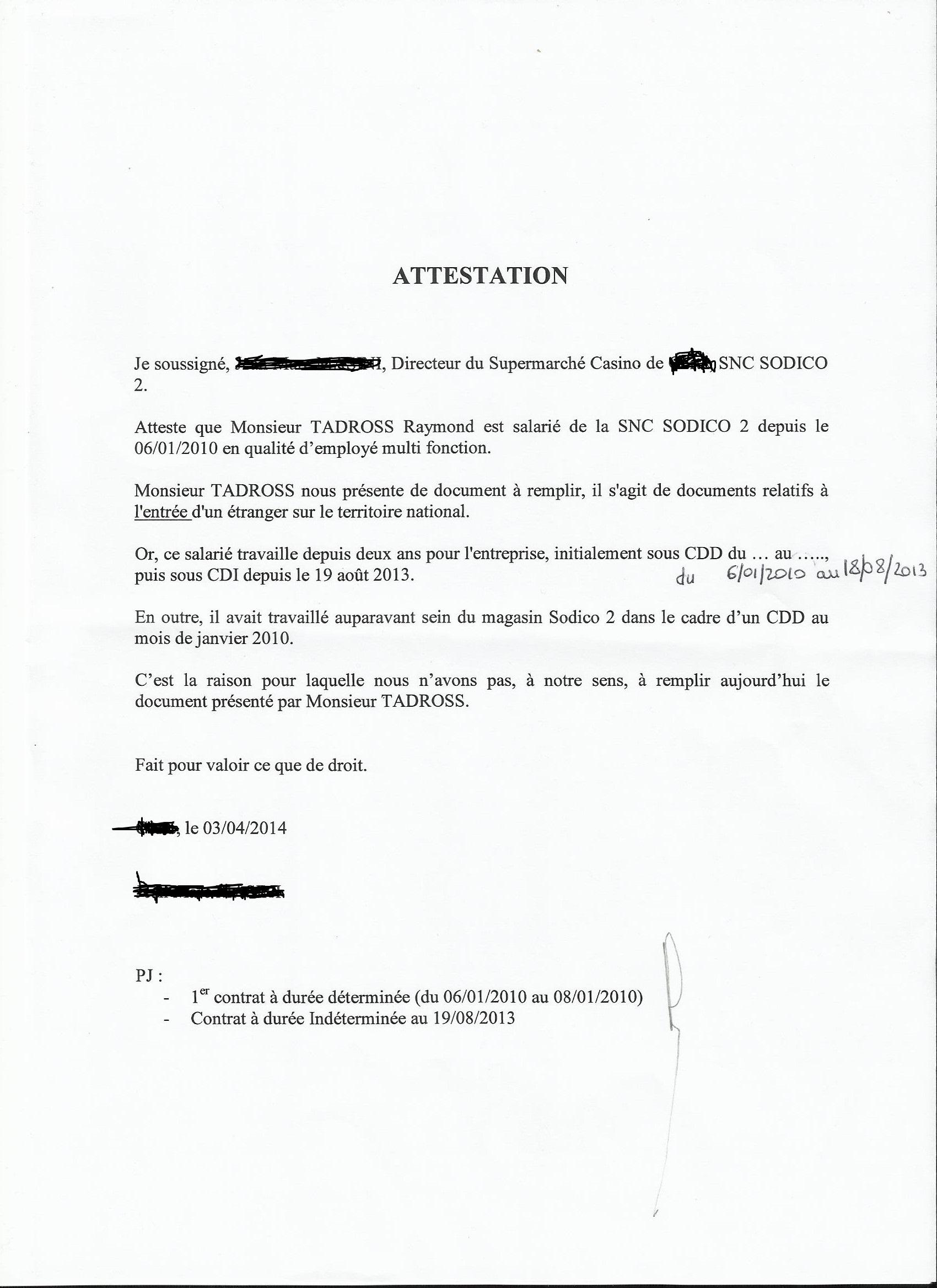 Application Letter Sample: Modele Lettre De Demande De Visa De Circulation