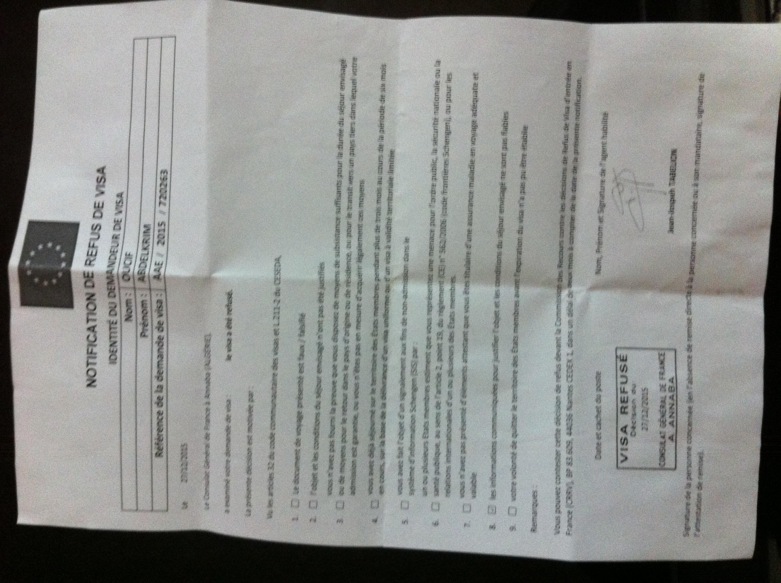 Modele lettre invitation mariage visa