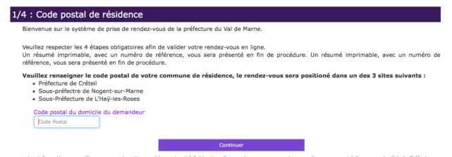 Portail Des Etrangers Du Val De Marne
