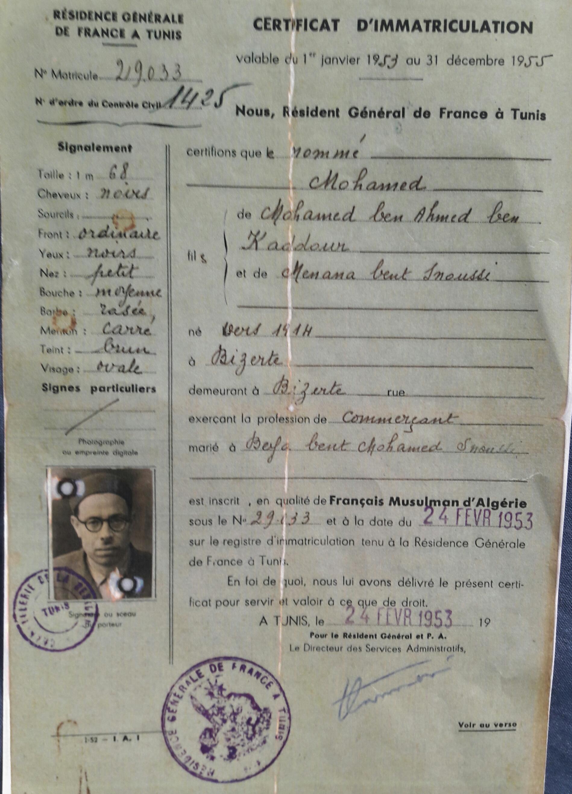 document joint - Mariage Francais Etranger Documents